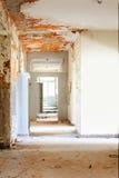 Interior old building Stock Photos