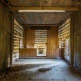 Interior of an old chapel Stock Photos