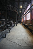 Interior of old factory Royalty Free Stock Photos