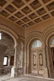Interior at old history Casino building Stock Image