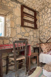 Interior of the old House. The image Interior of the old House Stock Images