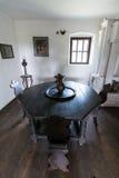 Interior of old house, Maldaresti, Romania Stock Photo