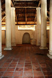 Interior of The Old Mosque of Pengkalan Kakap in Merbok, Kedah Stock Photos