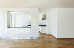 Interior, open space Stock Images