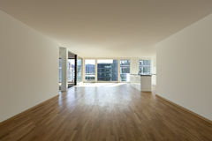 Interior, open space Stock Photography