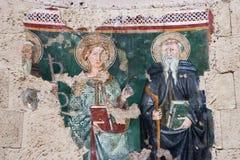 Interior of Orvieto Cathedral, Italy royalty free stock photos
