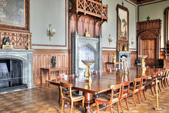 Interior of palace of count Vorontsov Stock Photography