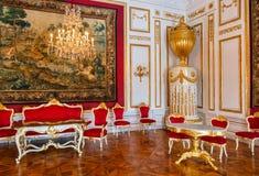 Interior of palace in Salzburg Austria Royalty Free Stock Photos