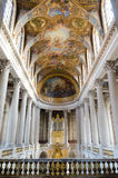 Interior of the Palace of Versailles Stock Photo