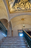 Interior Palau Museu March Stock Image