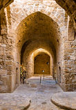 Interior of Paphos Castle Stock Photography