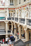 Interior of Passage Pommeraye in Nantes, France Royalty Free Stock Image
