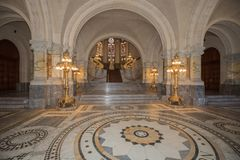 Interior peace palace united nations