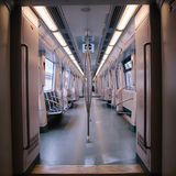 Interior Photo of Train during Daytime Stock Photo