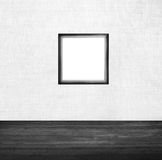 Interior picture frames Royalty Free Stock Image