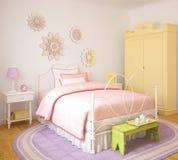 Interior of playroom. Royalty Free Stock Image