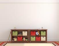 Interior of playroom. Stock Image