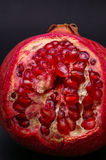 Interior of pomegranate Royalty Free Stock Image