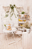 Interior of Provence Royalty Free Stock Images