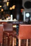 Interior of a pub Royalty Free Stock Photos