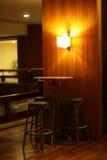 Interior of pub Stock Image