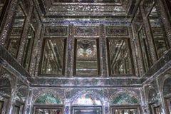 Interior of Qavam (Ghavam) House Royalty Free Stock Photography