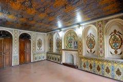 Interior of Qavam House, Iran Royalty Free Stock Photo