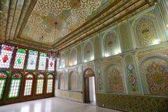 Interior of Qavam House, Iran Royalty Free Stock Images