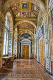 Interior Raphael loggias, State Hermitage Museum Stock Photos