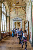 Interior Raphael loggias. State Hermitage Museum Royalty Free Stock Images