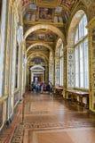 Interior Raphael loggias, State Hermitage Museum Royalty Free Stock Image