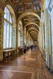 Interior Raphael loggias, State Hermitage Museum Stock Images