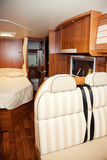 Interior of Recreational Vehicle Royalty Free Stock Image