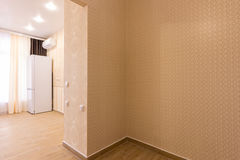 The interior of the renovated rooms Royalty Free Stock Photography