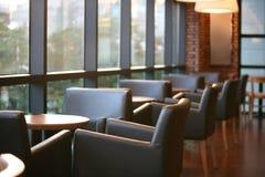 Interior of restaurant Stock Photo