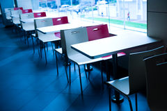 Interior of a restaurant Royalty Free Stock Photography