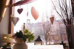 Interior romántico Imagen de archivo