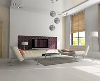 Interior of the room Royalty Free Stock Photography