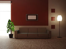 The interior of the room Royalty Free Stock Images