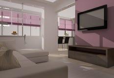 Interior room Royalty Free Stock Image
