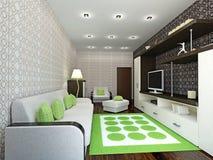 Interior room Stock Photo