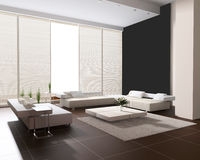 Interior of a room of rest Royalty Free Stock Image