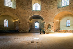 Interior of the Rotunda of Galerius in Thessaloniki - Greece Royalty Free Stock Image