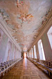 Interior  in Rundale Palace Royalty Free Stock Image
