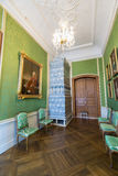 Interior of Rundale palace Royalty Free Stock Image