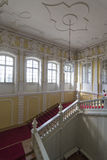 Interior of Rundale palace Stock Photo
