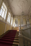 Interior of Rundale palace Stock Photos
