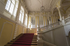 Interior of Rundale palace Stock Photography