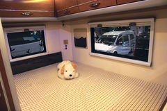 Interior of RV Royalty Free Stock Images
