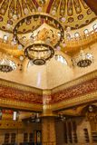 Al Mustafa mosque, Sharm-el-Sheikh. Egypt stock photo